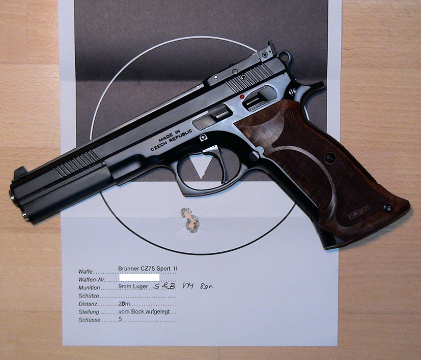 CZ 75 SP-01 Custom with Long Slide (last post I swear) - Semi-Auto Handguns